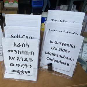 Self-Care Packets